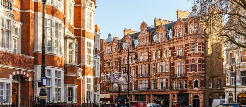 Property Management in Mayfair